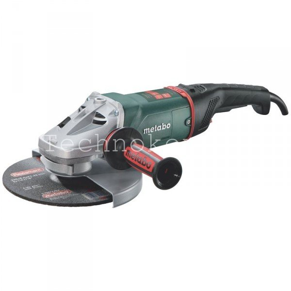 Metabo WEA 24-230 MVT Quick УШМ 2400вт,защ,АБ,авиб,пов.р 606472000 фото